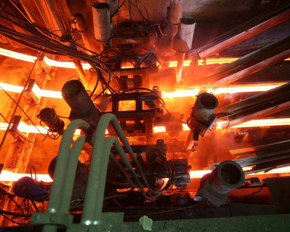 China Oct steel output hits record-high before winter curbs kick in
