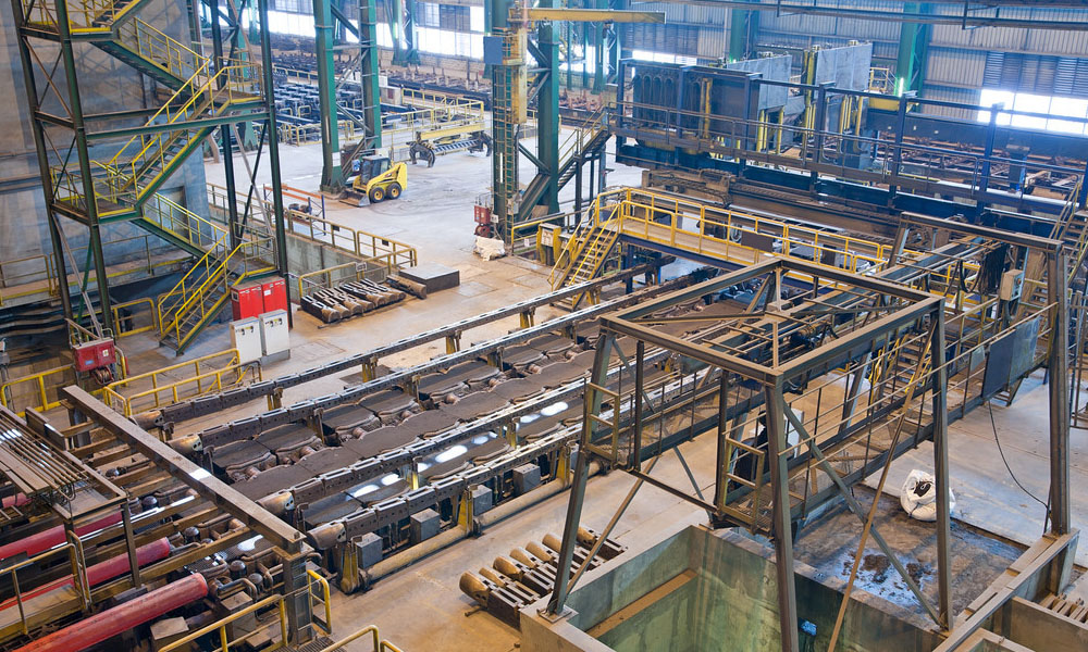 China's Sangang buys steel capacity with eye toward bolstering output