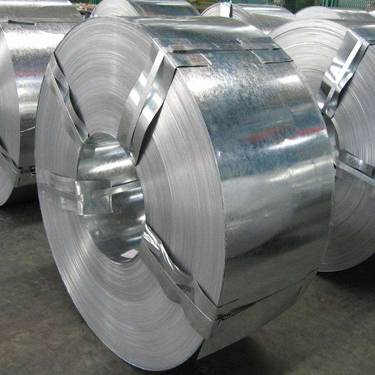 0.85mm hot dipped galvanized steel strip zinc coating steel coil