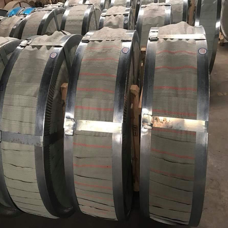 best quality black cold rolled steel strip in coil factory price
