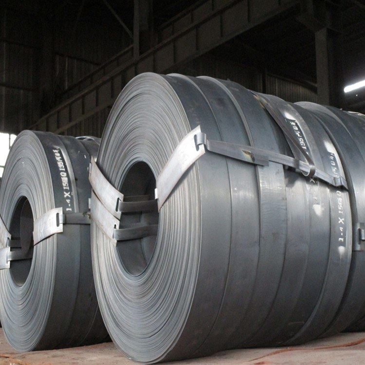 China manufacturer carbon hot rolled mild steel strip coil