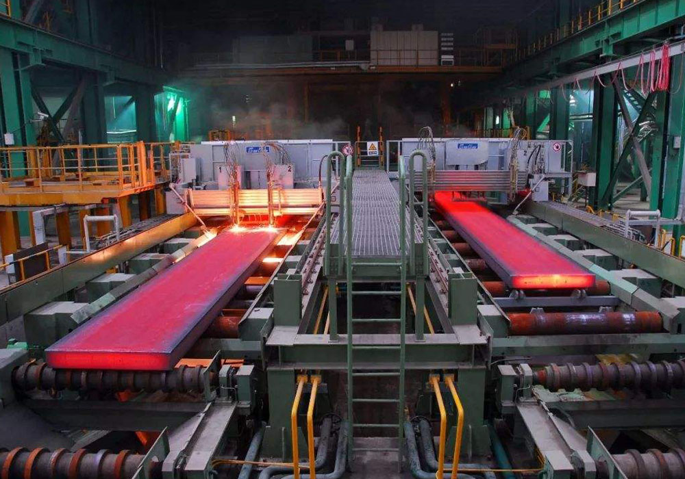 World crude steel output increases by one percent in January