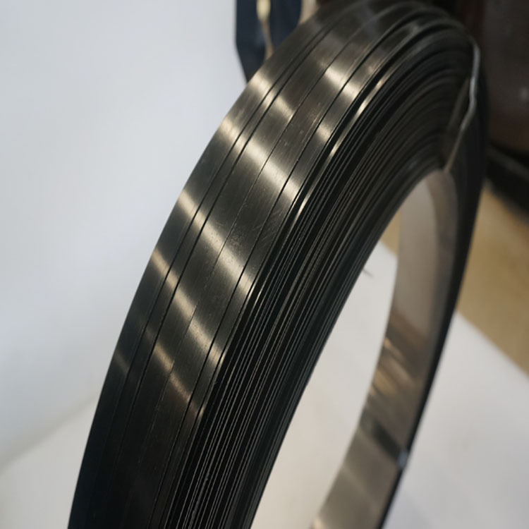 Standard Cold Rolled Steel Strip 0.90mm Thickness 18mm width Roll Steel For Unhardened C67S