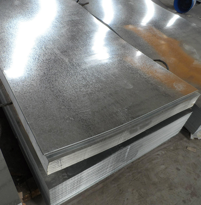 Common Material of Cold Rolled Plate