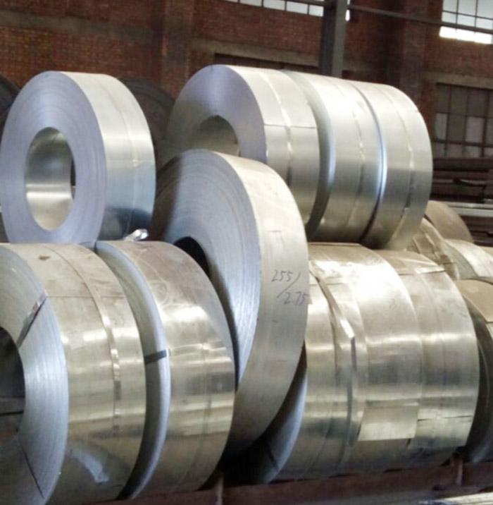 0.45mm Thick Q235 Galvanized Steel Strip Coil DX51D+Z