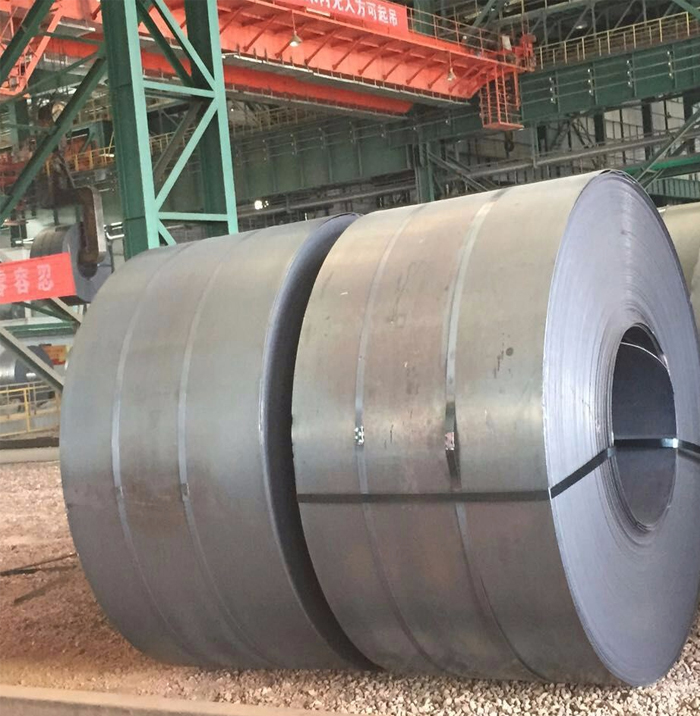Excellent quality hot rolled steel coil s355 black coils