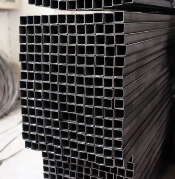 Cold Rolled Black Annealed Welded Square Steel Tubes