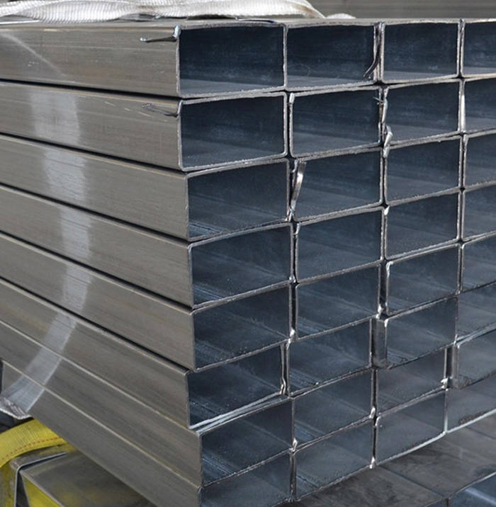 Chinese High Quality Cold Rolled Black Rectangular Steel Tube