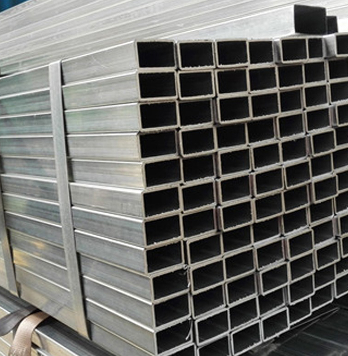 Good Market Pre-Galvanized Steel Rectangular Tube With Best Price