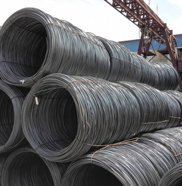 Construction Steel Building Material 8mm Hot Rolled Steel Wire Rods