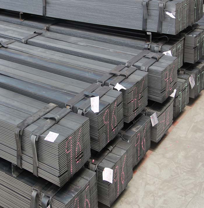 GB Standard Manufacturer Directly Hot Rolled Steel Flat Bar