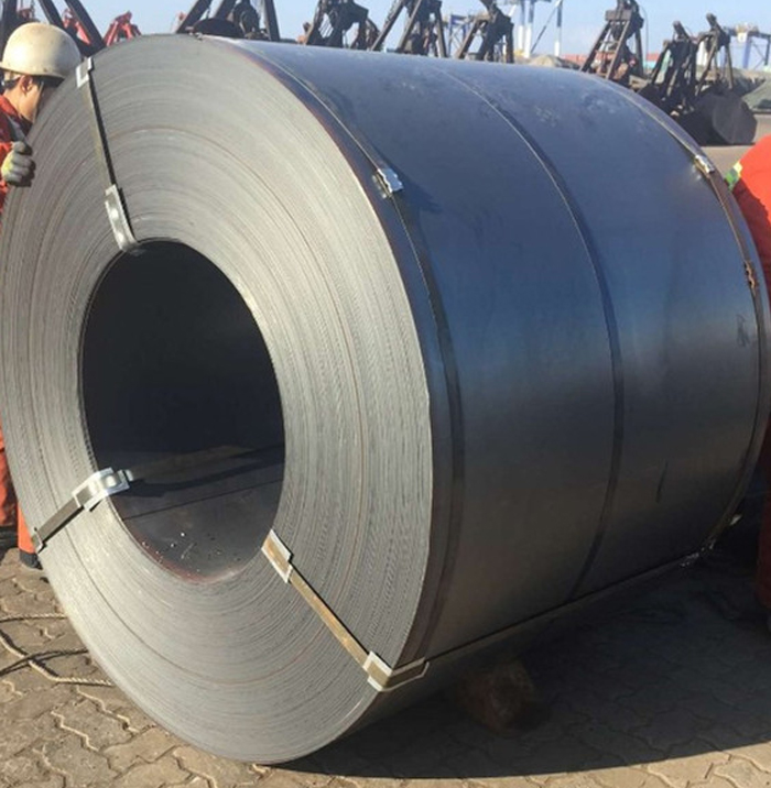 Ms sheet metal carbon steel hot rolled steel coils with grade st37