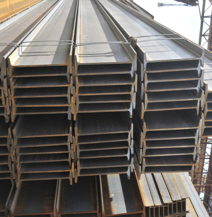 IPEAA China Supplier Hot Rolled Steel I Beam For Construction
