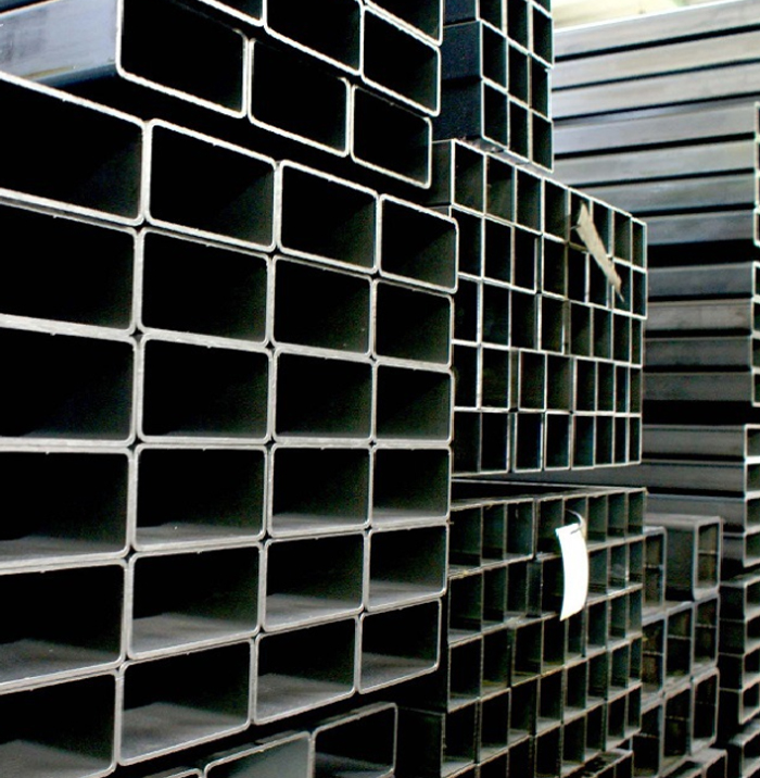 40*80mm Cold Rolled Black Annealed Hollow Rectangular Steel Pipe