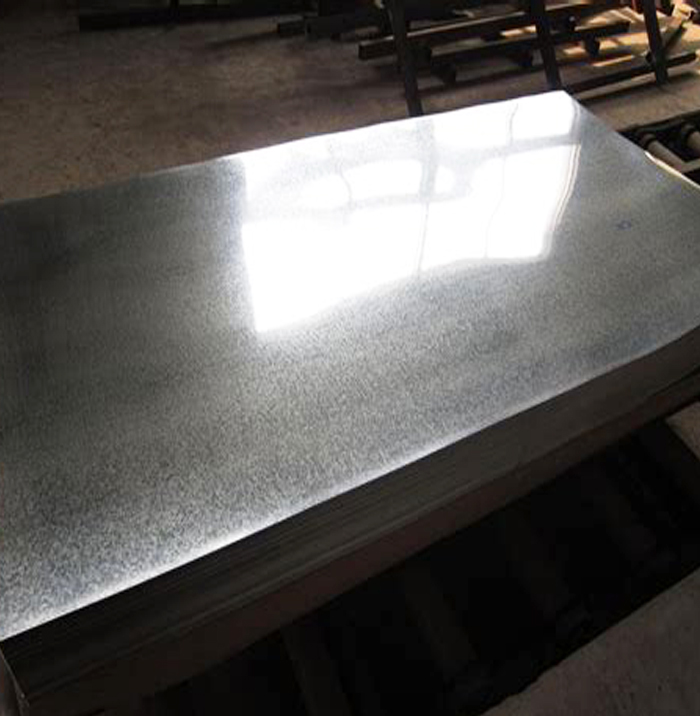 Prime galvanized steel sheet roll 2mm thickness supplier