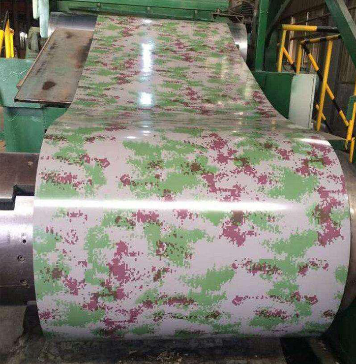 China factory price pre painted steel coil in steel sheets