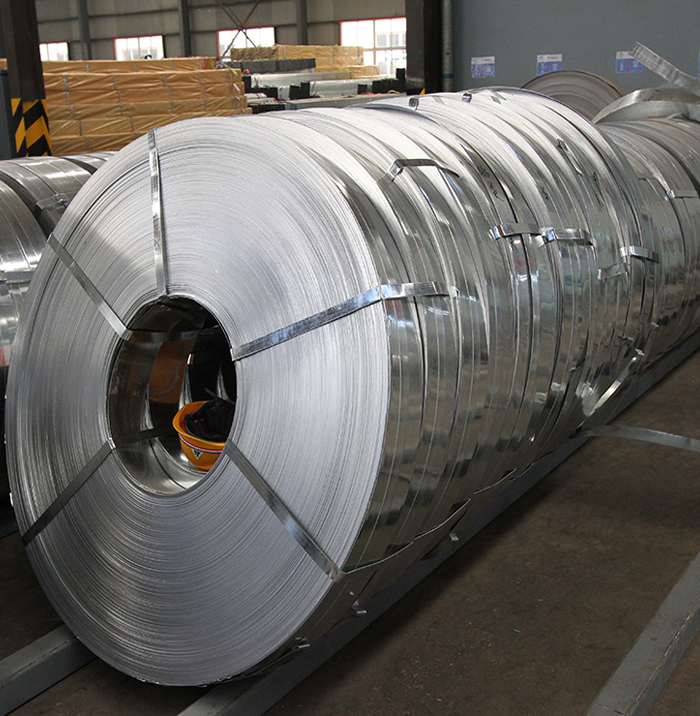 Coating galvanized steel strip from chinese manufacturer