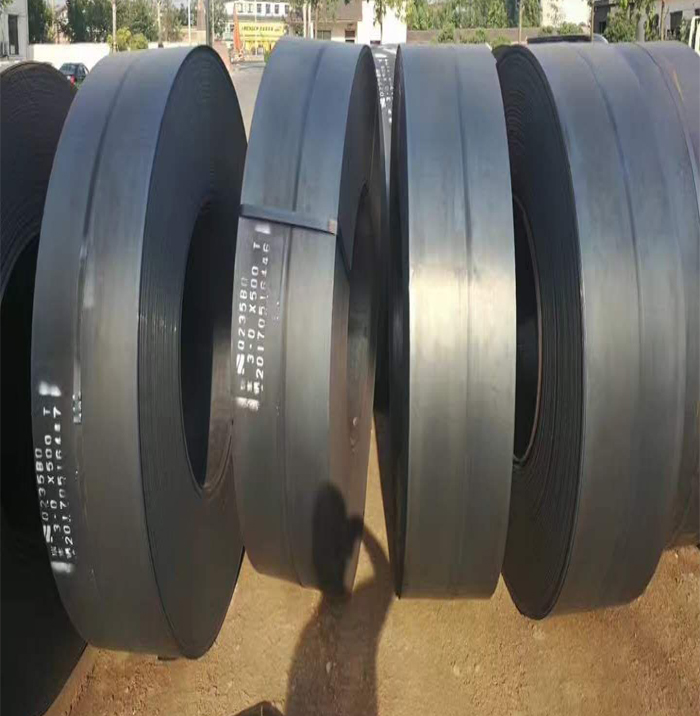 Q195 hot rolled carbon steel strip in bending machines