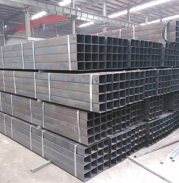 Hot Sale Steel Square Tube Hot Rolled Q195 Material