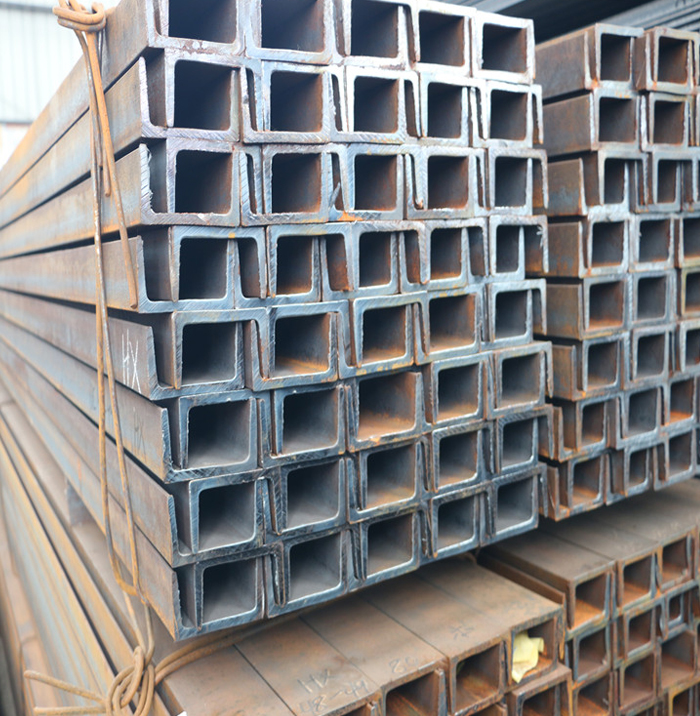 Wholesale Hot Rolled Steel U Channel Chinese Structural Steel
