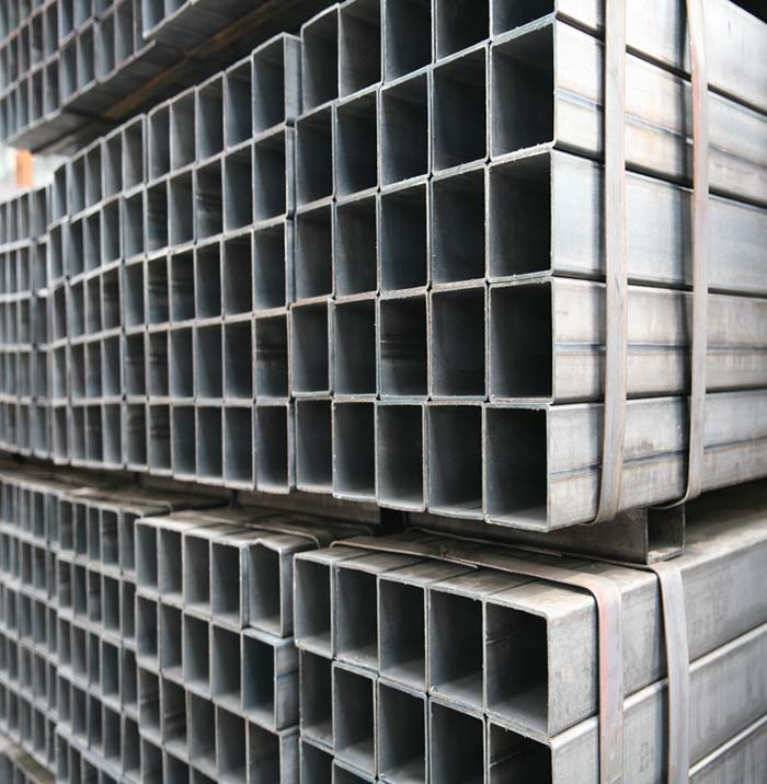 Chinese Manufacturer Mild Steel Hot Rolled Square Tubes