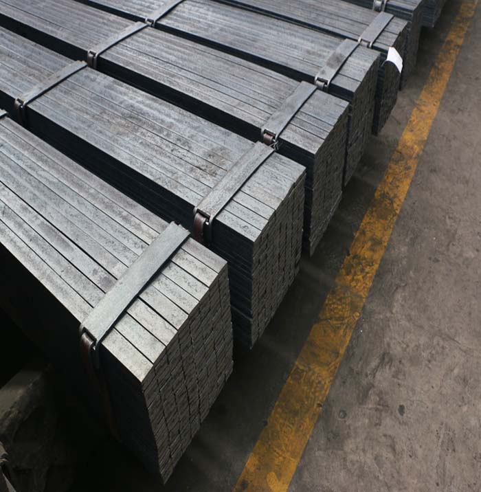 Mild Steel Hot Rolled Steel Flat Bar For Construction