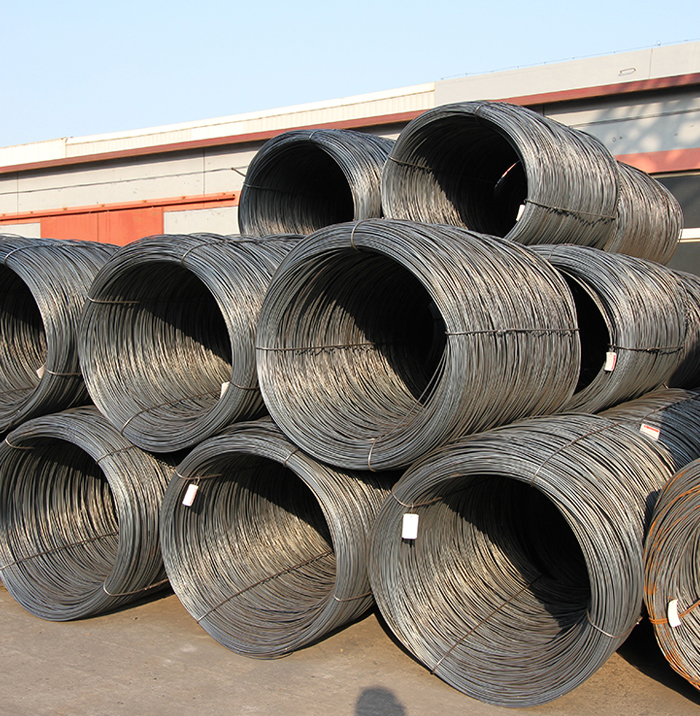Steel Wire Rod High Tensile Strength For Building Material