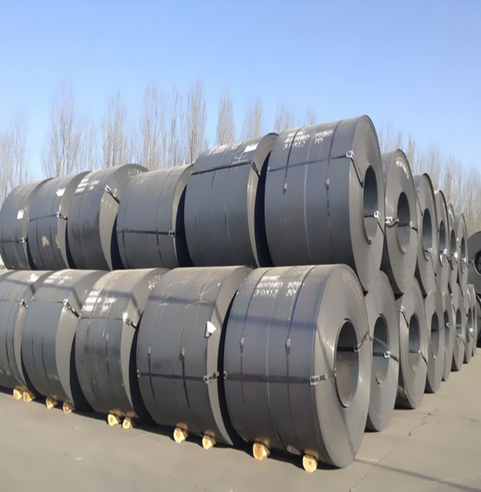 hot rolled steel coil with dimensions used for hot rolled steel sections