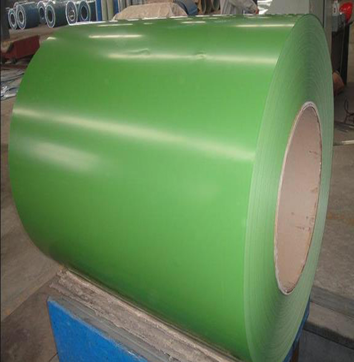 prepainted galvanized steel coil ppgi with various thickness and width