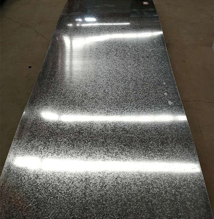 Hot dip galvanized steel sheet roll 0.45mm with many properties