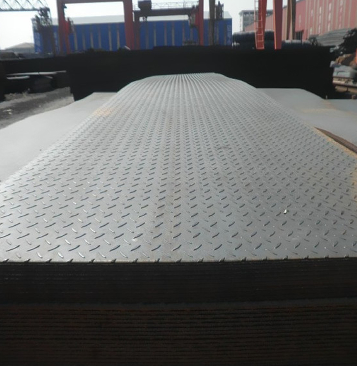 Prime hot rolled chequered plate in hot rolled steel plate and sheet