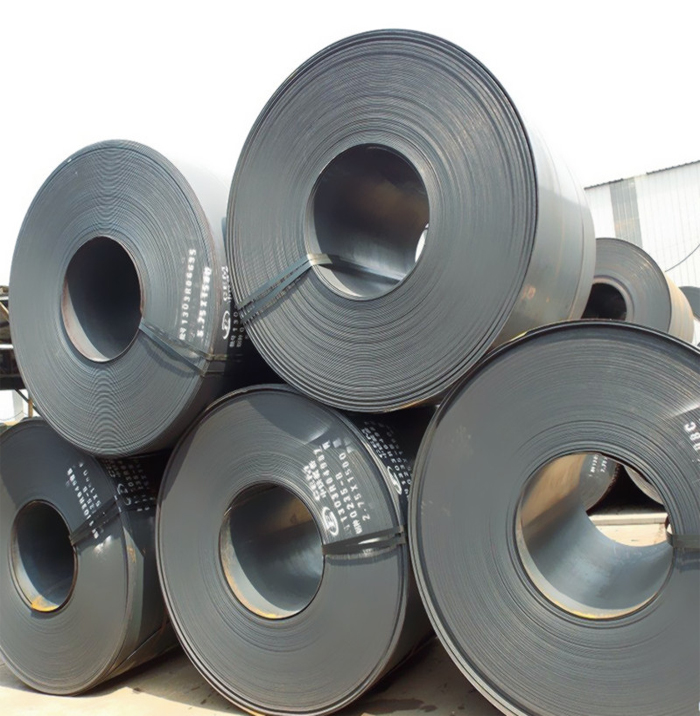 Quality hot rolled mild steel strips in hot rolled steel coil for construction