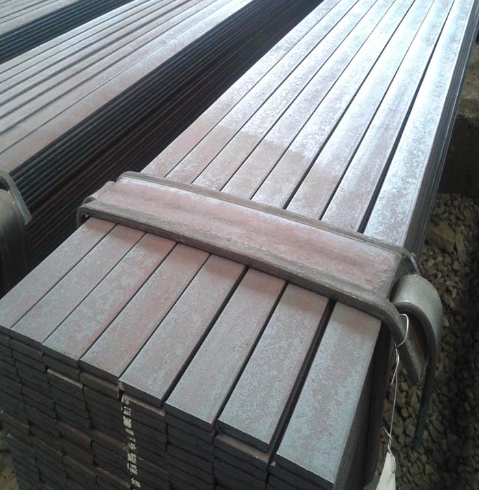 Q195 Hot Rolled Steel Flat Bar Factory Directly Standard Sizes