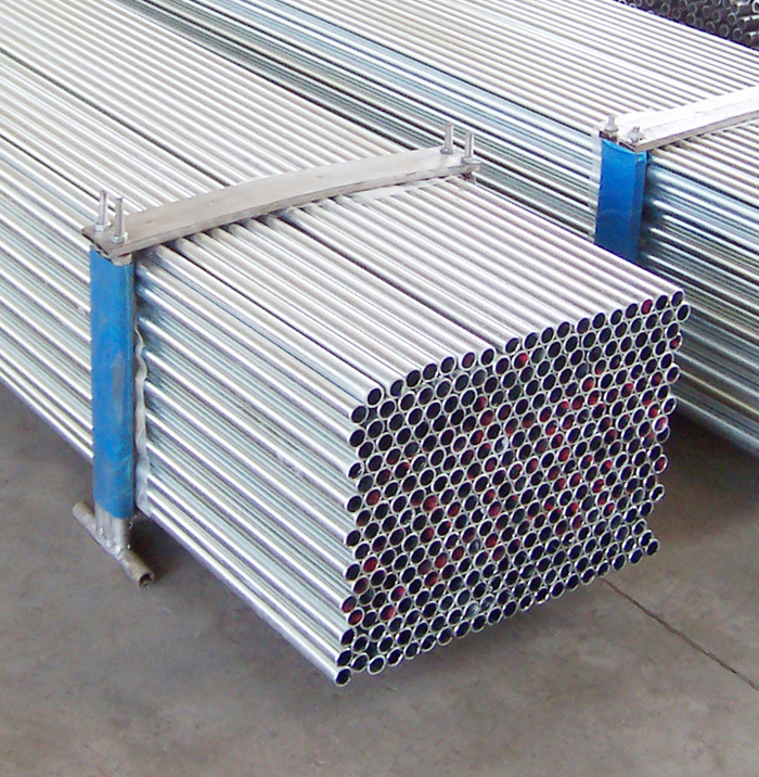 Q195 Material Galvanized Steel Round Pipe Best Price High Quality