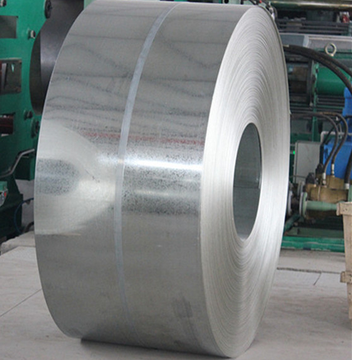 chinese supplier ASTM building Q195 dip galvanized steel strip coil