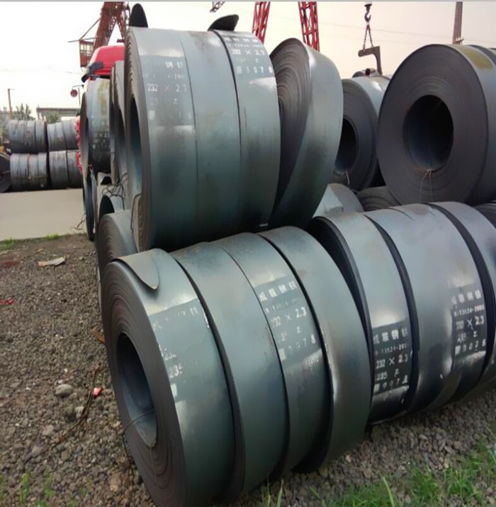 Competitive price hot rolling steel strip with various sizes