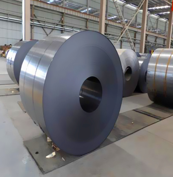 MS Sheet Black Annealed Cold Rolled Steel Coil End Use Tube And Pipe