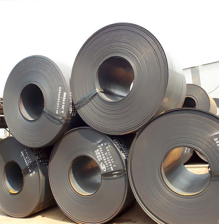 Hot Sale Carbon Prime Hot Rolled Steel Sheet In Coil Wide Sizes