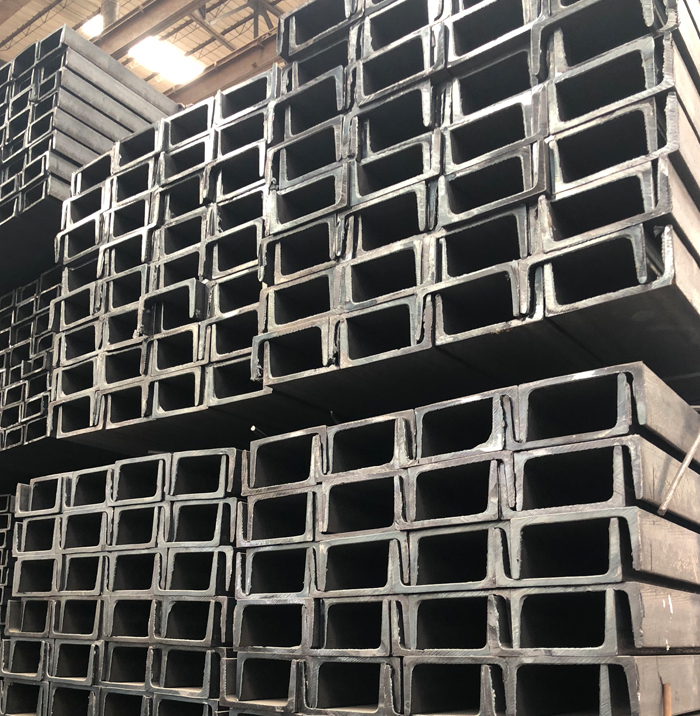 Chinese Factory Directly Hot Rolled Steel U Channel For Construction