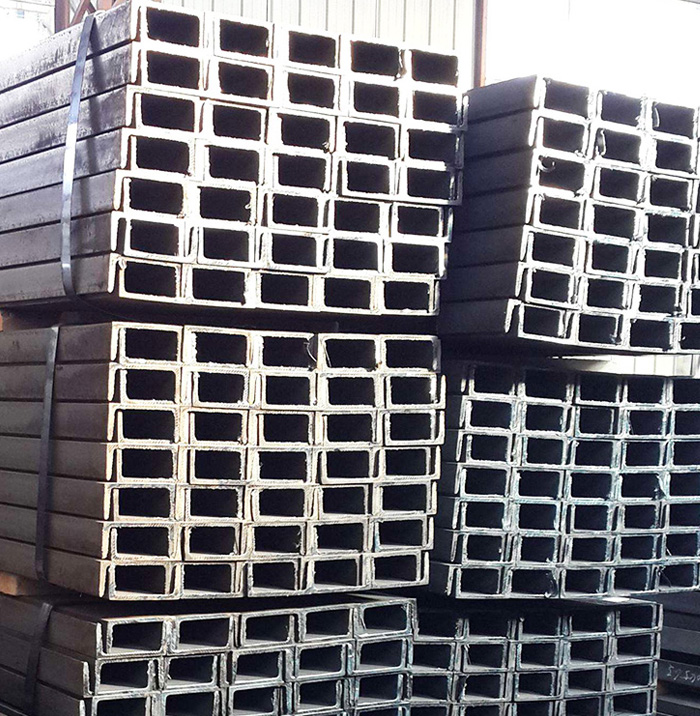 Steel U Channel Hot Rolled China Direct Manufacturer