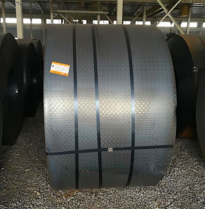 best selling hot rolled ms chequered plate 6mm in coils