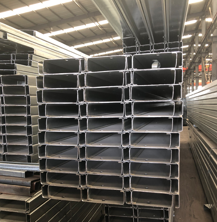 Building Materials C Channel Standard Sizes C Purlin With