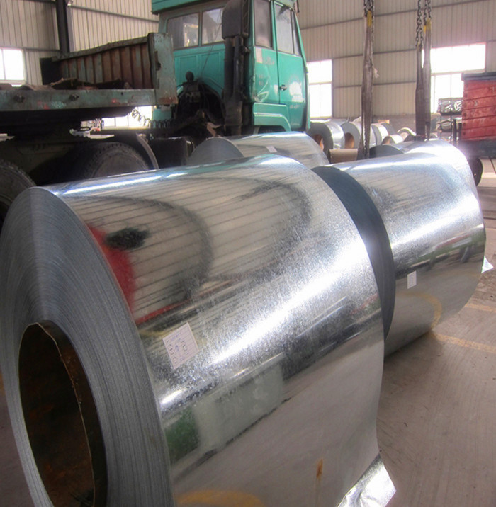 High quality galvanized steel coil 0.6mm zinc coated with wide uses