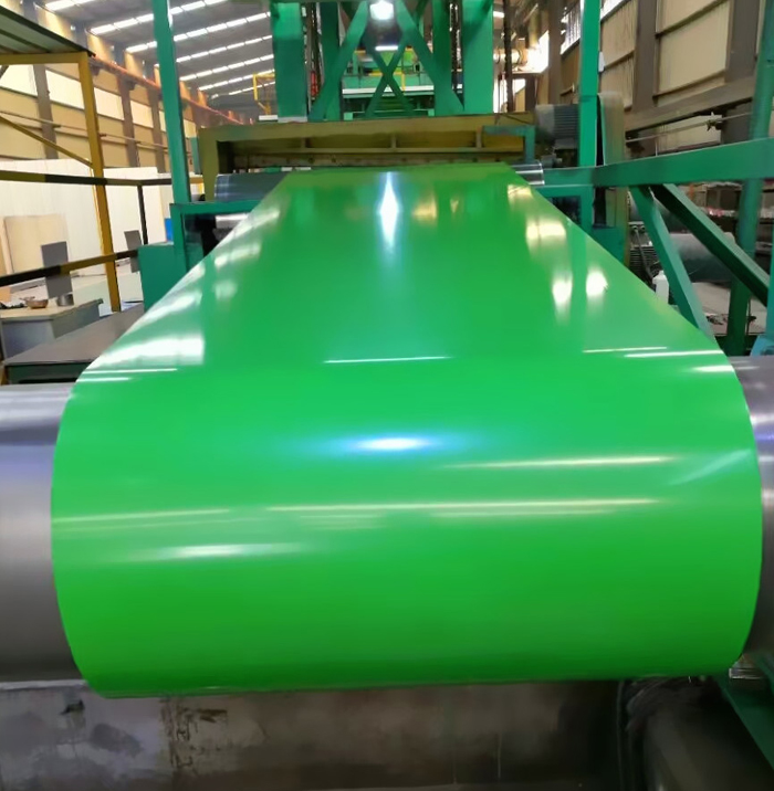 hot selling ppgi pre painted galvanized steel coil in color coated steel sheet