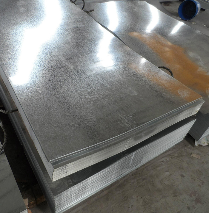 factory direct galvanized steel sheet roll in iron sheet for sale