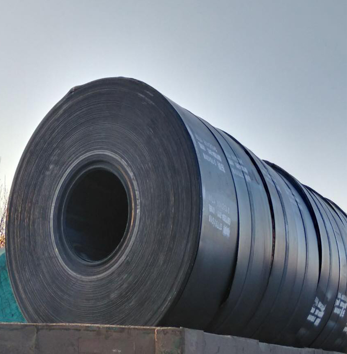 Supply quality mild steel Q235 hot rolled steel strips in hot rolled steel sheet