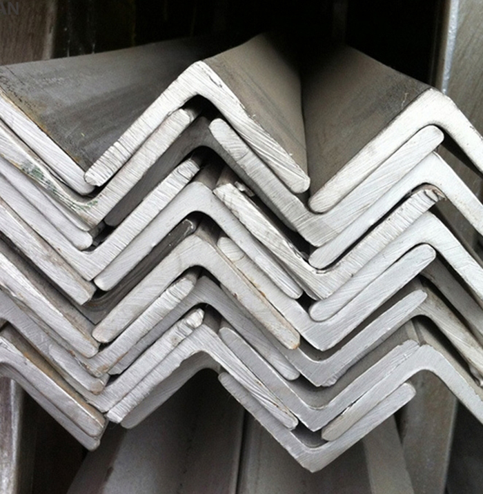 Q195 Material Standard Sizes Hot Rolled Steel Angle For Construction