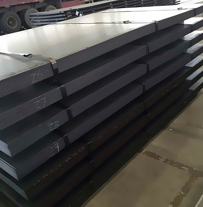 prime Q235 cold rolled steel sheet thickness 1.5mm in flat steel bar