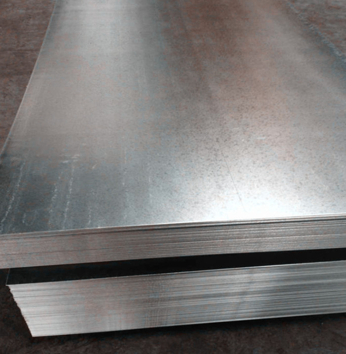 Hot dipped galvanized steel sheet zinc coated high strength steel