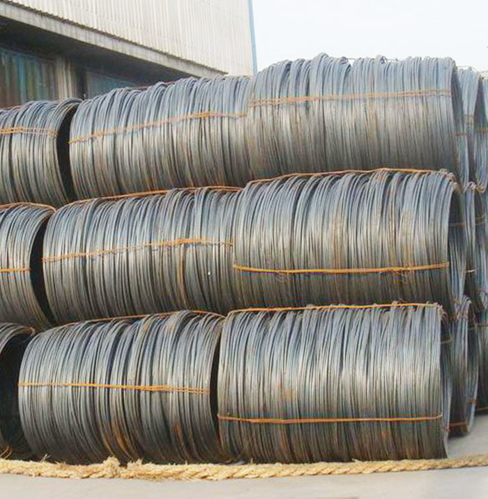 Mild Carbon Steel Wire Rod From Chinese Factory Directly